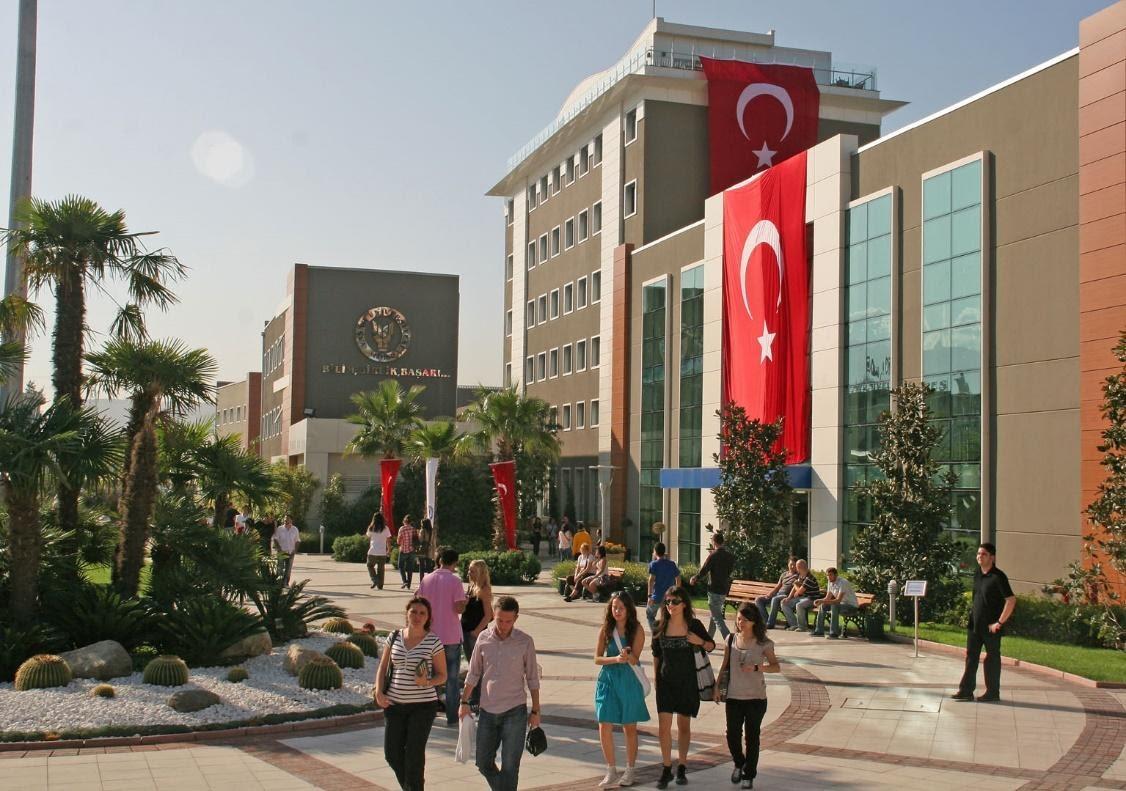 معرفی دانشگاه های دولتی ترکیه