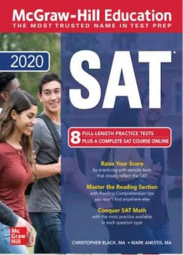 McGraw-Hill Education -SAT 2020