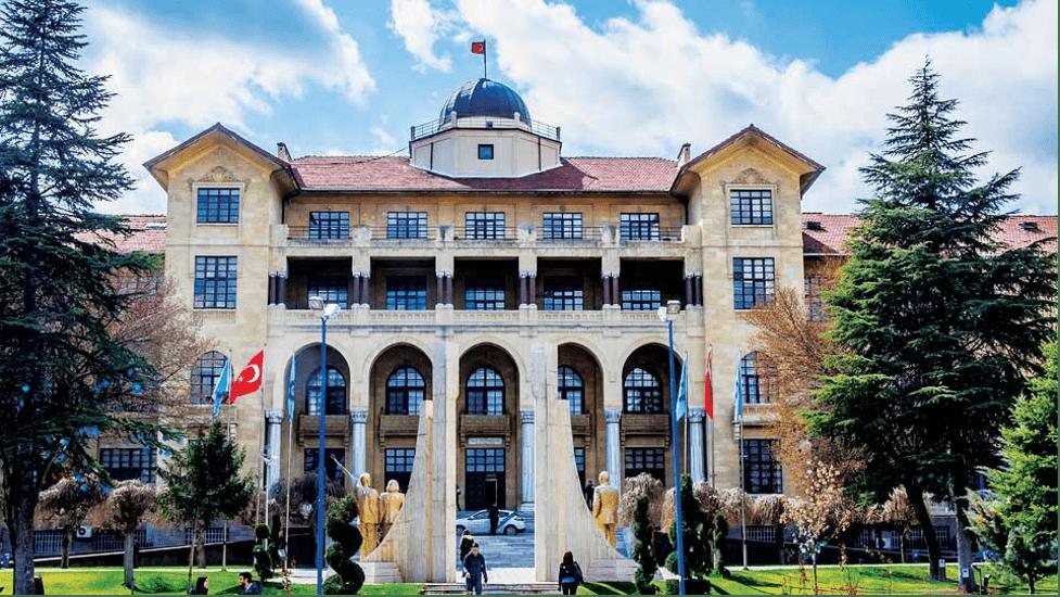 معرفی دانشگاه غازی (قاضی) ترکیه